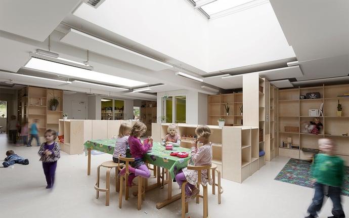 La qualité de l'air intérieur est essentielle pour l'apprentissage